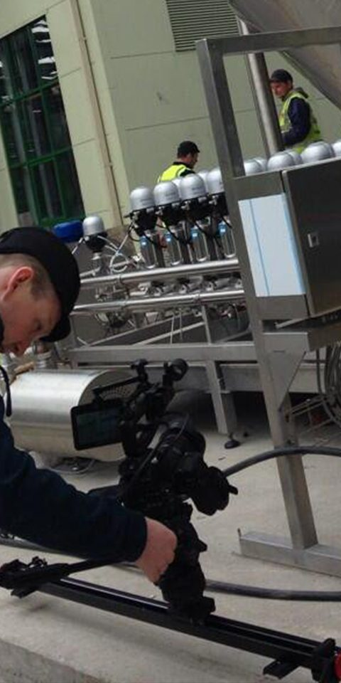 Building Site Time-lapse Video Production